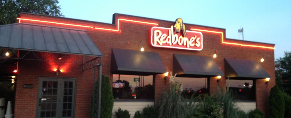 Come to Redbone's!